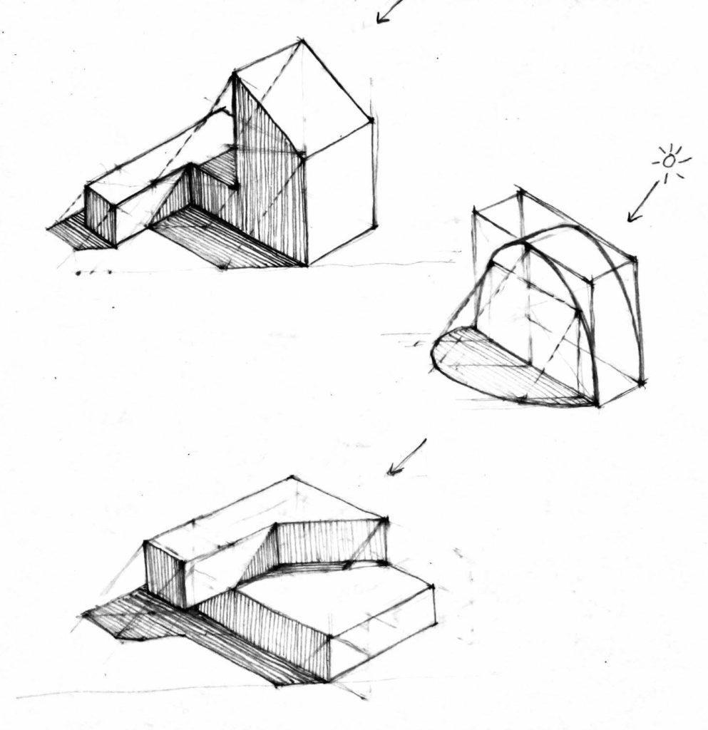 ติว สถาปัตย์ และ Pat 4 ข้อสอบ Isometric